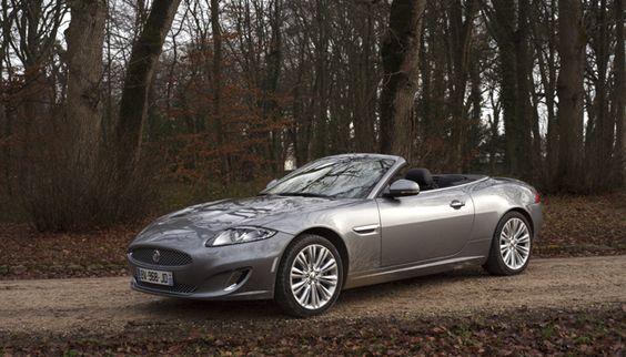 #Magazine - #Mobilite : #Jaguar XK Cabriolet, le printemps en hiver