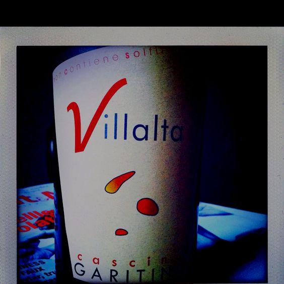 Barbera D'Asti 2010 Villalta {Cascina Garitina} Italy