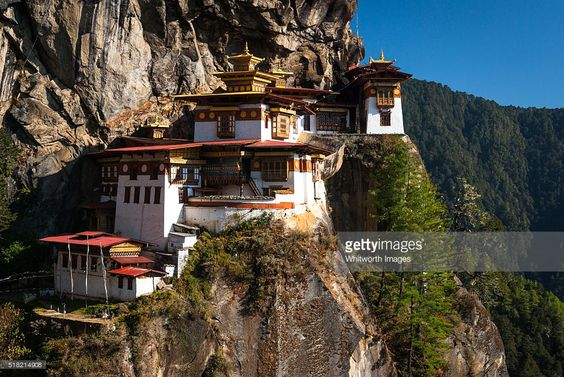 Bhutan một ngày thu Ảnh: gettyimages.co.uk