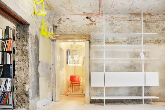 Designmöbel und Innenarchitektur
