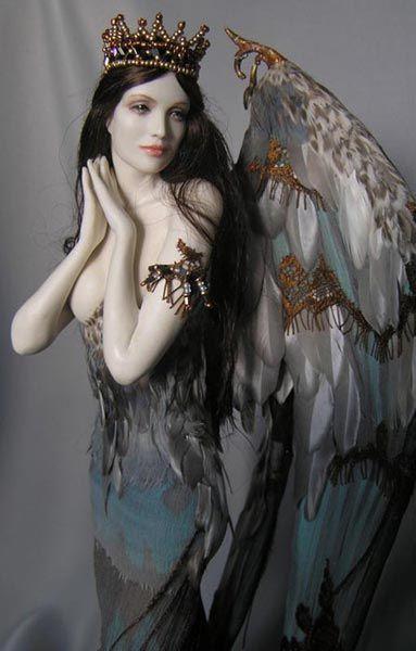 Art Dolls   Lena and Katya Popovy