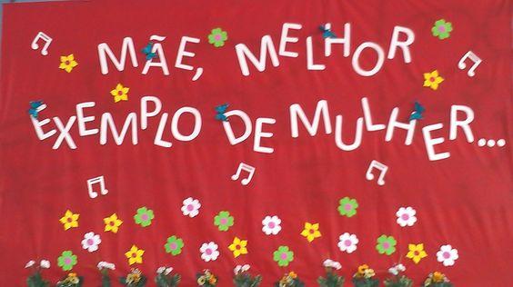 Mural dia das mães 4900