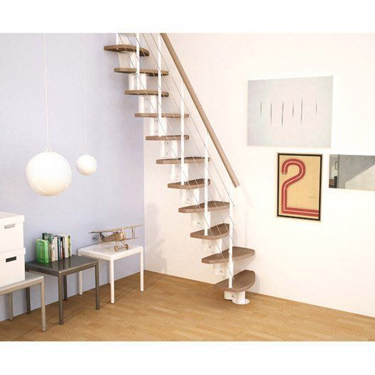Escalier Leroy Merlin Escalier Leroy Merlin Treppe Raumsparend In 2020 Home Decor Cantilever Stairs Stairs