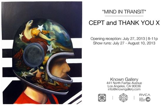 Mind In Transit by CEPT & THANK YOU X