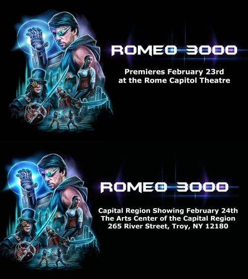 February 25 2018 Film Recap From Dual Premieres Of Romeo 3000 Blue Song Premiere Capital Region