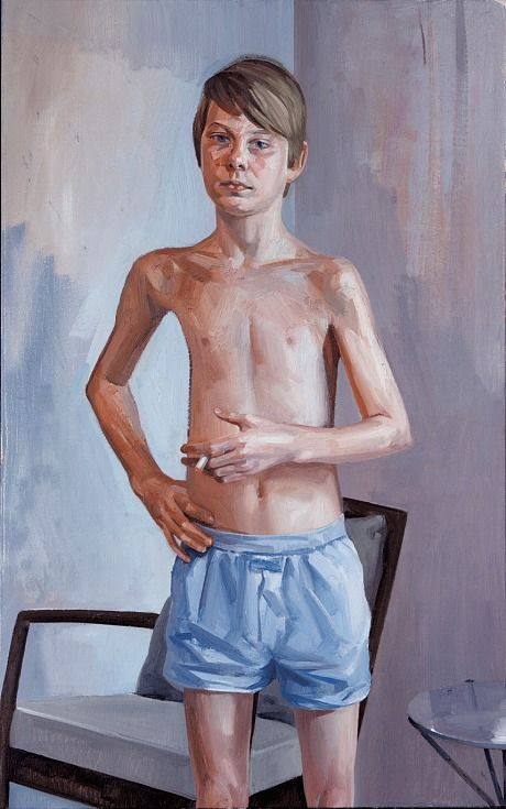 Boy in underwear gallery