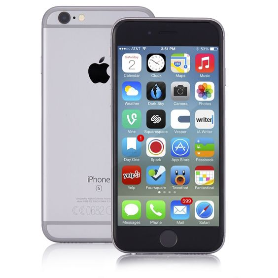 508470 Apple iPhone 6S with 16GB Storage 2 Year Tech Support & Accessories QVC Price: £645.00 + P&P: £5.95 3 Easy Pay instalments of  £215.00, plus P&P in 4 colour options  The iPhone 6s from Apple is an intuitive smartphone with 16GB storage, an advanced A9 chip delivering the kind of performance you'd find in desktop computers, and a 12 megapixel iSight camera which enables you to take sharp, detailed photos.