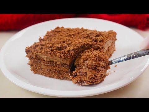 مين بيصد ق أنه هذا الحلى ب 3 مكونات فقط حلى النوتيلا الرهيييب لا يفوتكم Youtube Desserts Easy Cake Food