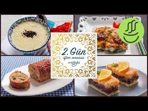 Ramazan 2 Gun Iftar Menusu Yogurt Corbasi Rulo Kofte Firinda Ispanak Irmik Tatlisi Youtube Iftar Gida Yemek