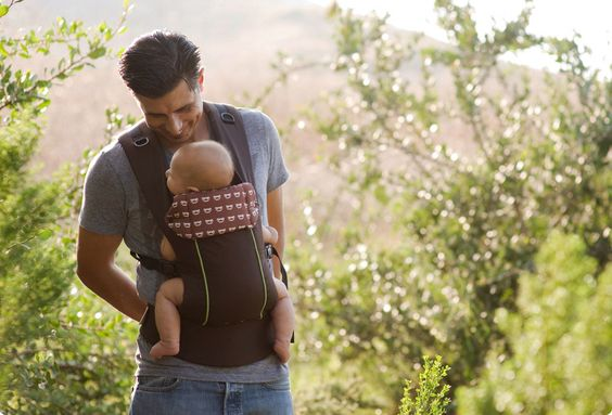 Our baby carrier is our hands-down favorite item. We use this at least 2-7 times a week from 2 weeks to 14 months (and counting).