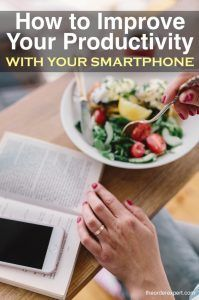 How to Use a Smartphone Effectively   The Order Expert