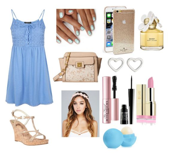 """""""A Pretty Spring Day"""" by lexacrystals on Polyvore"""