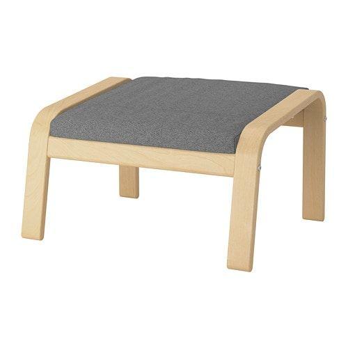 Us Furniture And Home Furnishings Ikea Footstool Living