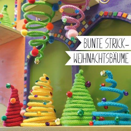 Pro-Spiel Hausgemacht: Strickbaeume