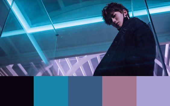 Os videoclipes K-Pop e suas fantásticas paletas de cores