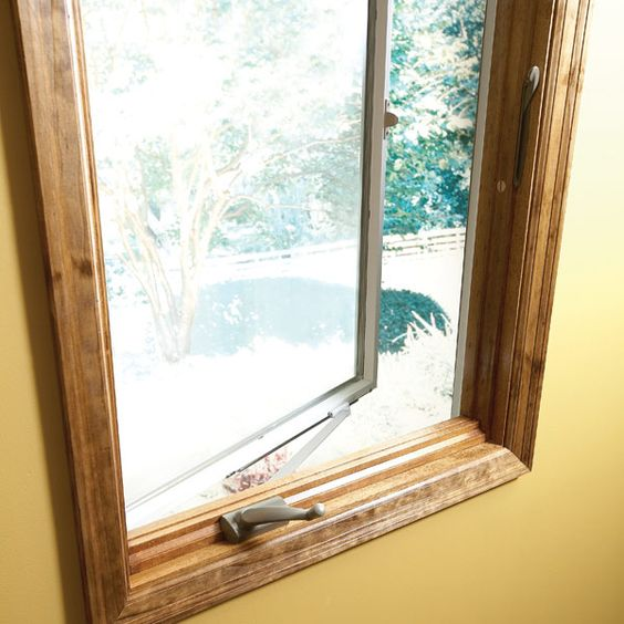 How to repair old windows front windows window and for Replacement casement windows