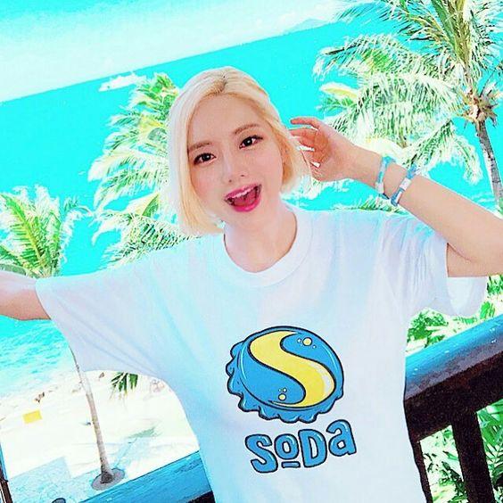 SODAのTシャツを着たdj soda のかわいい画像