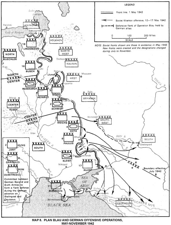 After the failure of Operation Typhoon in 1941,The Soviets thought - oil field resume