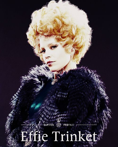 Capitol Profile: Effie Trinket