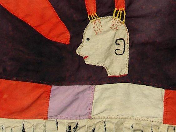 Fante Asafo Flag 44