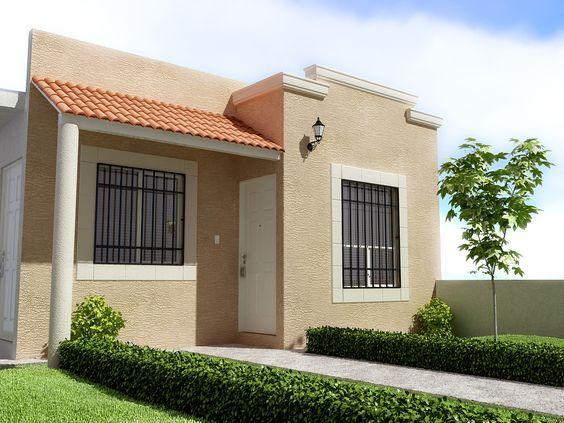 Fachadas De Casas Pequenas Buscar Con Google Casasminimalistas Fachada De Casas Mexicanas Frente De Casas Sencillas Casas Pequenas