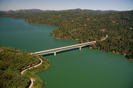 Kalifornien, Dürre, GIF