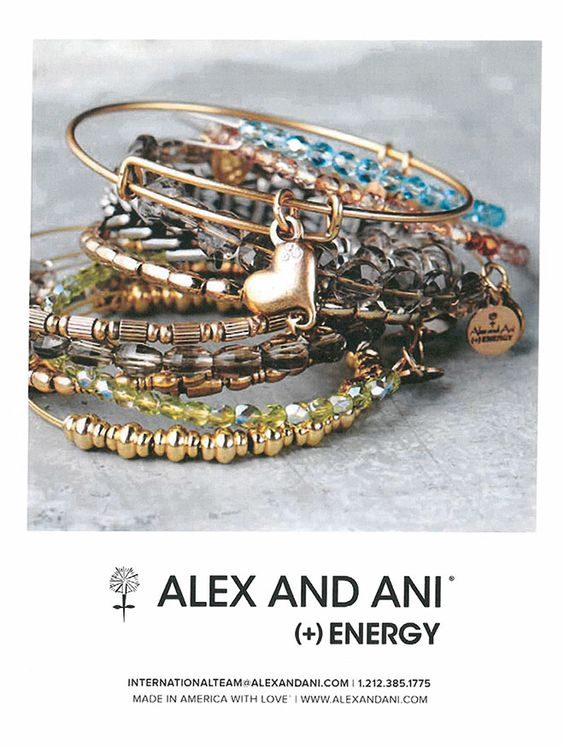 Who Carries Alex and Ani | Alex And Ani Featured In Travel Markets Insider