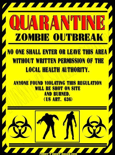 Quarantine - Zombie Outbreak