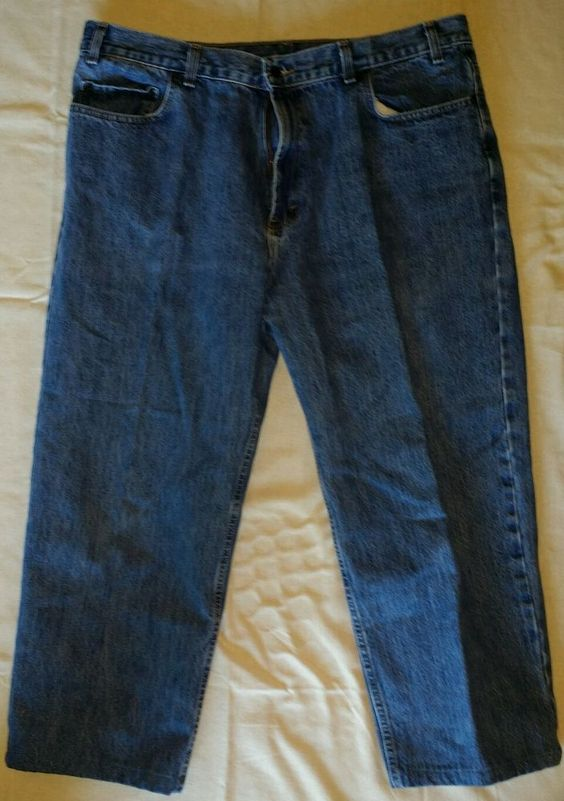 mens Kirkland Blue Jeans 42 x 32 Classic Straight legCheck out our other items, at Every2nsCounts Store!  #Kirkland #ClassicStraightLeg