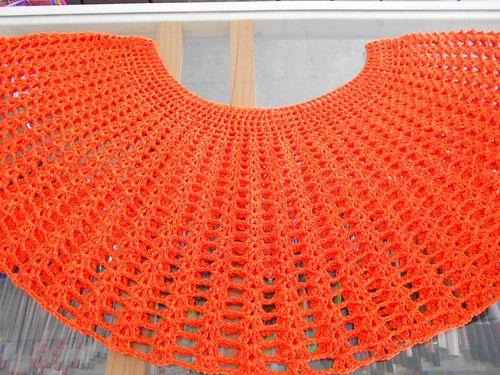 Blusa manga de murci lago paso a paso con patrones gratis - Manualidades a crochet paso a paso ...