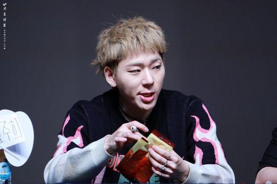 Zico (Woo Jiho) - Block B