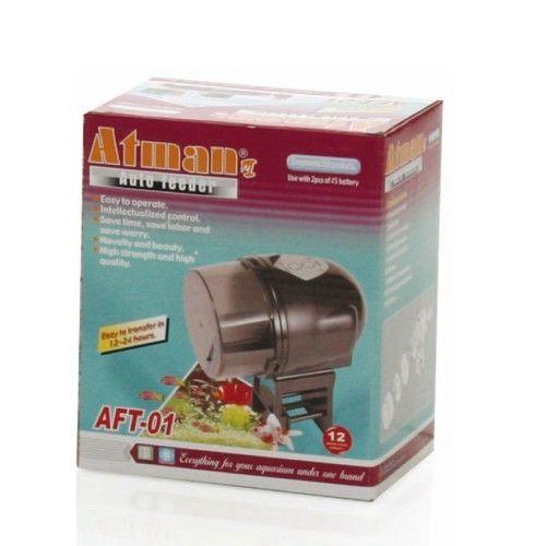 Comedero automático para peces ATMAN AFT-01 http://www.zocopet.es/comedero-automatico-para-peces-atman-aft-01