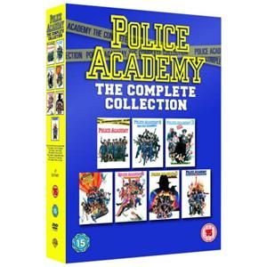 Police Academy: Films 1 - 7 Collection (7 Discs)