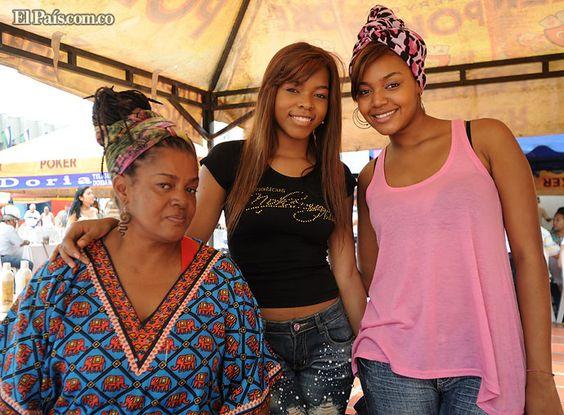 Imágenes: la belleza y la sensualidad se pasearon por la 55 Feria de Cali - diario El Pais