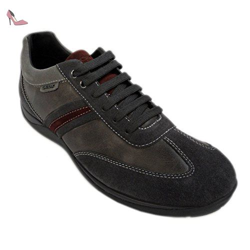 Happy A, Sneakers Basses Femme, Schwarz (BLACKC9999), 38 EUGeox