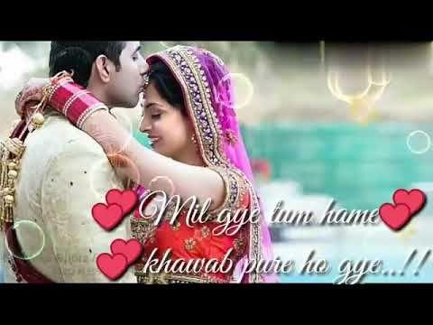 Tune Zindagi Me Aake Zindagi Badal Di Whatsapp Status Youtube In 2020 Romantic Status Female Songs Youtube