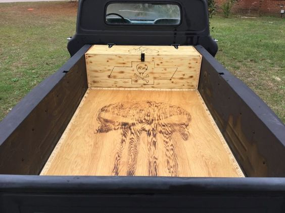 Best Wooden Tool Boxes Vintage Trucks And Tool Box On Pinterest 640 x 480