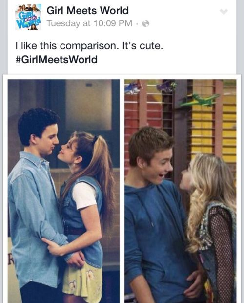 Who is dating who in girl meets world