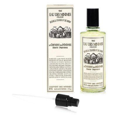 Eau des minimes botanical fragrance with lemon blood for Le couvent des minimes parfum