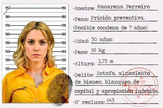 ¿Cuánto mide Berta Vázquez? - Altura - Real height 8a00232d22480b3afc801f9715721085
