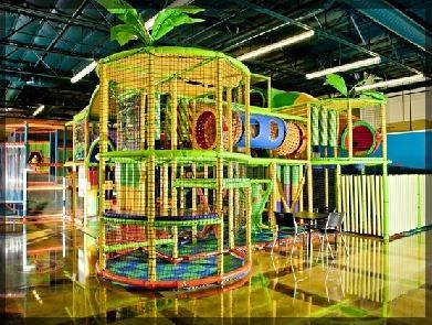 Wacky Tacky - Roseville, CA - Kid friendly activity reviews - Trekaroo