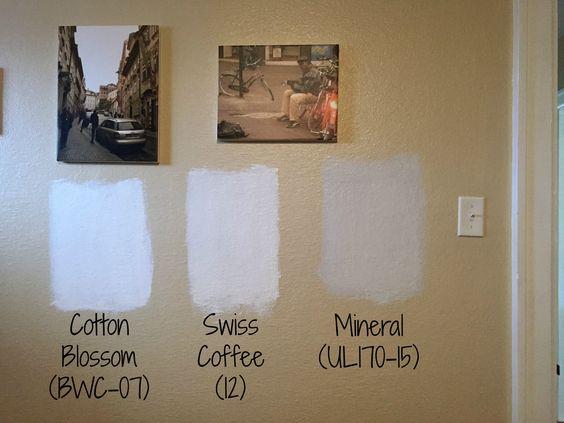 The Best Behr White Paint Colors Neutral Paint Colors