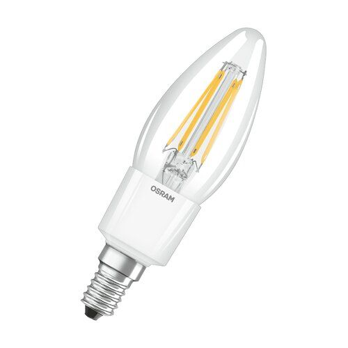 5w E14 Dimmable Led Vintage Edison Candle Light Bulb Osram