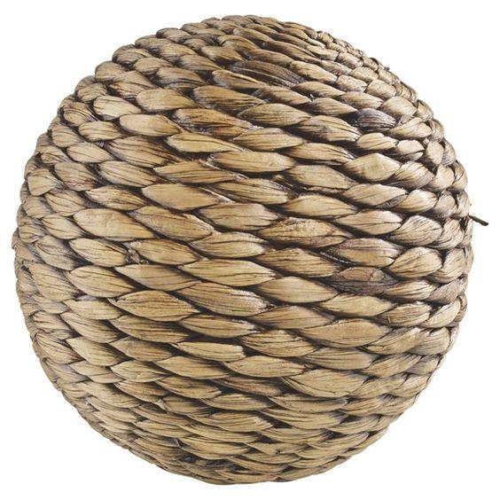 Sie lieben Asien? Dann ist diese Dekokugel im Bambuslook die ideale Dekoration für Ihr Zuhause!