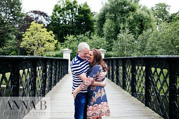 Love the laughter in this shot - photo from Danielle and Tom collection by Anna B Photography #prewedding #engagement #regentspark #weddingphotographer