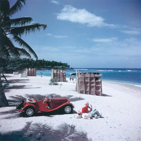 Slim Aarons, John Rawlings | From a unique collection of color photography at https://www.1stdibs.com/art/photography/color-photography/:
