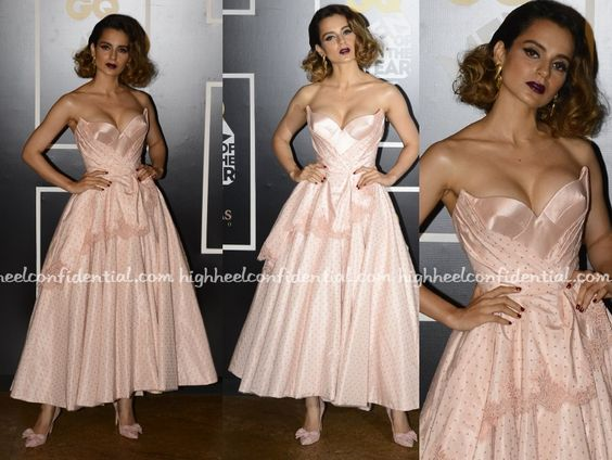 Kangana Ranaut at GQ Awards