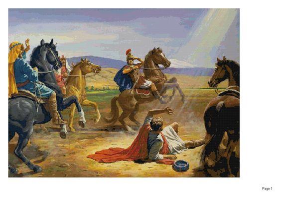 Saul találkozása Jézussal