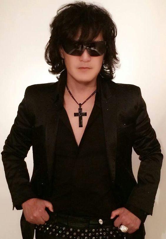 十字架ネックレスtoshi