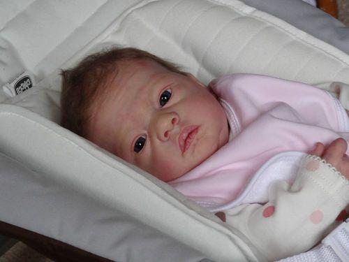 Precious reborn baby doll!